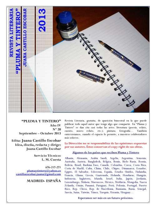 Nº 20_Sepbre-Octubre_2013